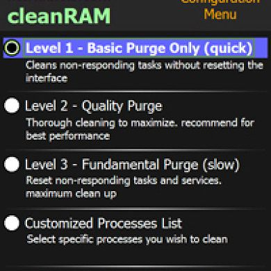 CleanRAM Update to 1.9.4