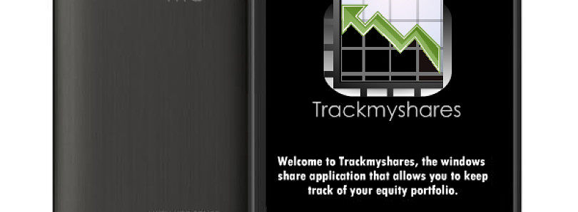 TrackMyShares – Equity tracker application