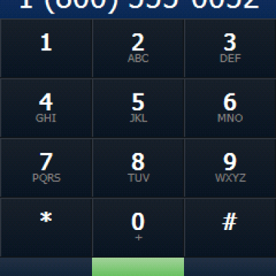 Use your Google Voice account with iDialer dialpad