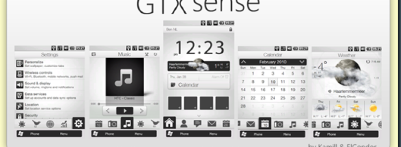 New Sense UI Theme