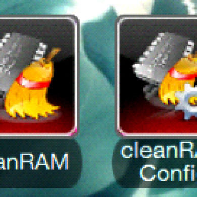 cleanRAM v1.9.9 Available