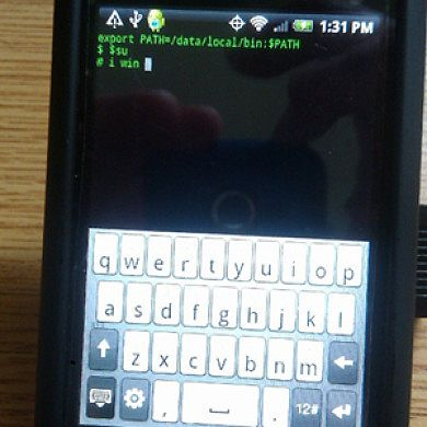 Droid Eris Rooted On XDA