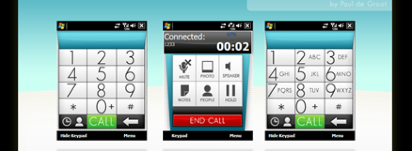 Windows Mobile Dialer Collection