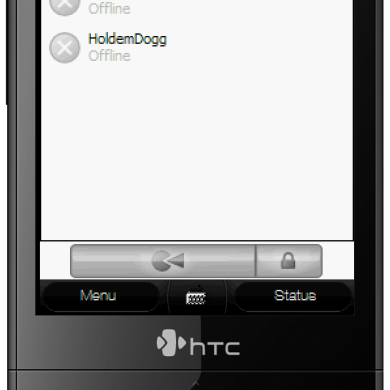 Updated: PTT for any Windows mobile phone
