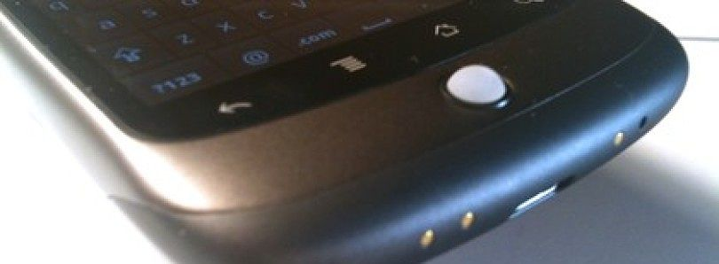 Enable Capacitive Buttons for Nexus One (Desire ROMS)