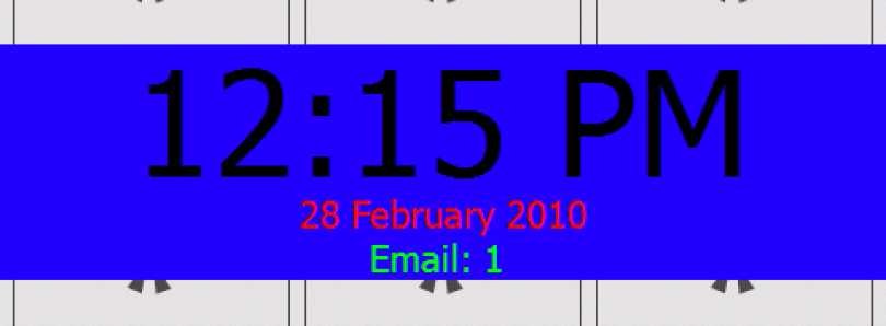 l3v5y ScreenSaver for your Windows Mobile Device
