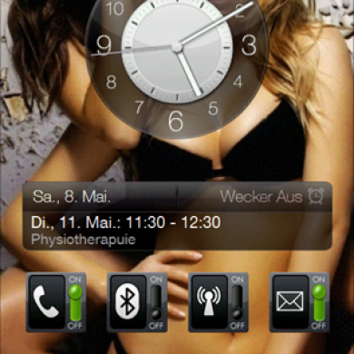Cookie's CommMgr. Widget Extension