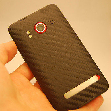 Customise your EVO with Carbon Fibre Film