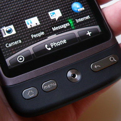 Assign Another Unlock Button on HTC Desire