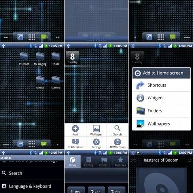 Cyanogenmod Turns Blue With 'Extremely Blue' Theme