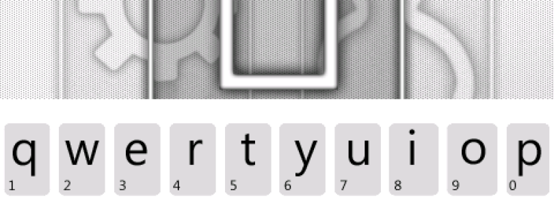 Skin for Swype WP7 & GTX Style