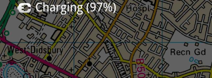 Advanced Map Live Wallpaper for Android
