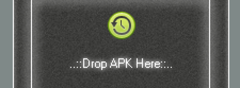 Drag and Drop Install APKs with iAPK Tool