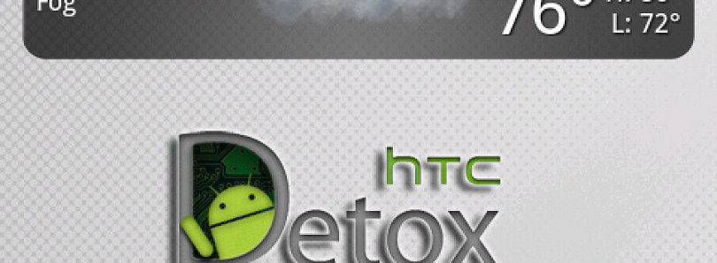 Detox Theme Ported To HTC Evo