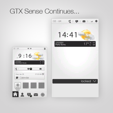 GTX Sense Updated: Now Compatible with CHT 1.8.5