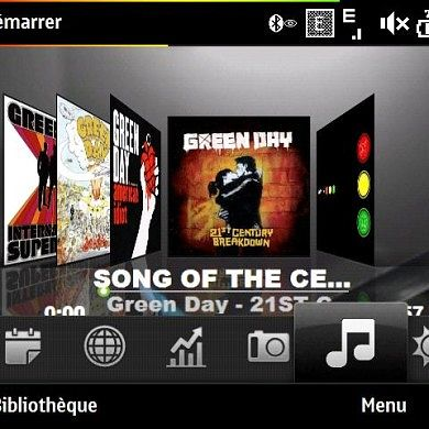TF3D Advanced Music Player updated