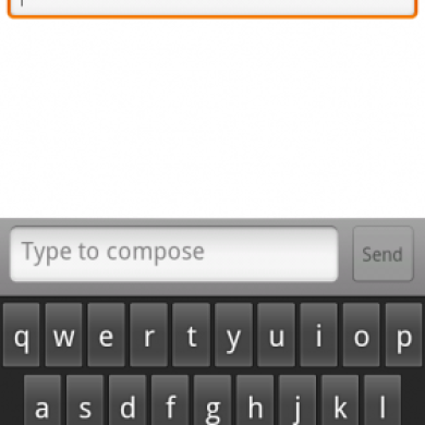 Droid X Multi-Touch Keyboard Now Ported To HTC Aria
