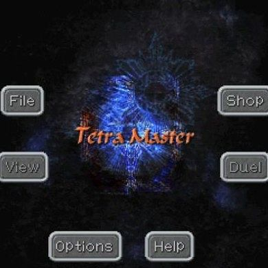 Tetra Master for Windows Mobile