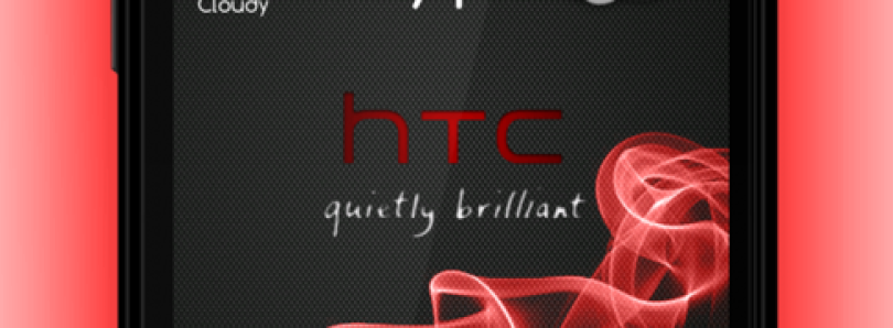 Red Sense Theme for Droid Incredible