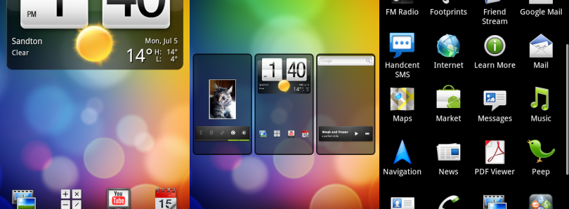 Zeam Launcher for Android updated