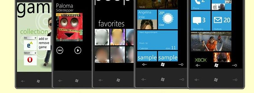 Throttle Launcher WP7 Theme Updated