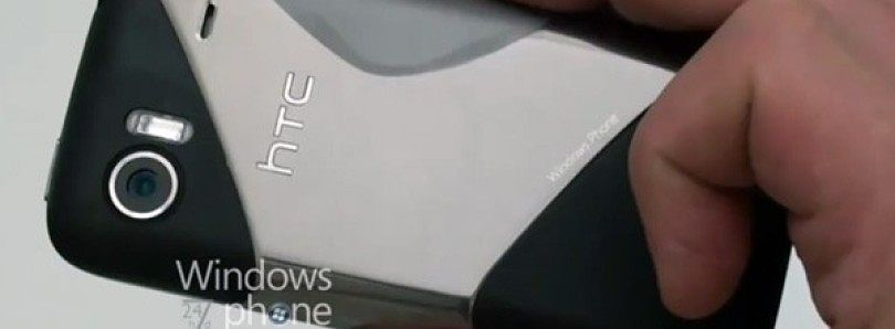 HTC Schubert (WP7) and Ace (Android) Show Up, With New Designs