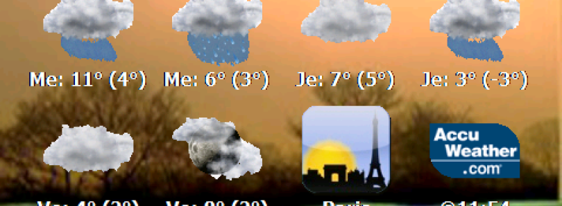 IPTWeather for WM Updated