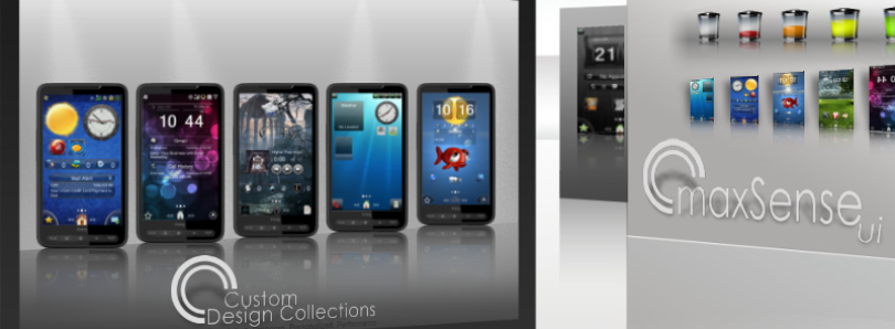 MaxSense Custom Design Collections Updated