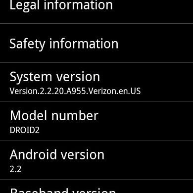 Motorola Droid 2 Finally Rooted