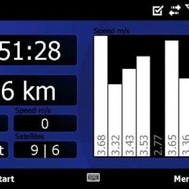 Marathon – GPS Measure / Tracking for WM