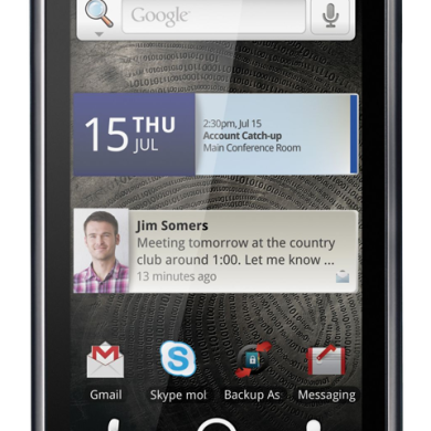 FM Radio for Motorola Droid 2 Now Available