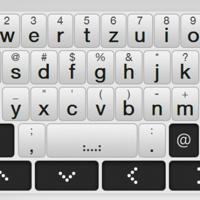 Improve your HD2's Keyboard