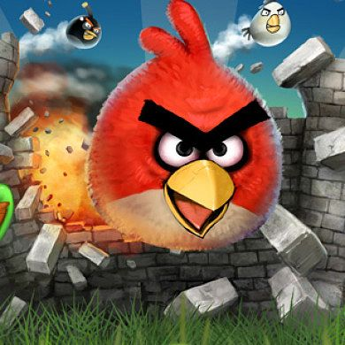 Possible Angry Birds for Bada OS