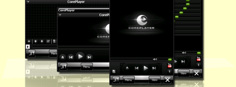 Skin CorePlayer Black Grease for WM