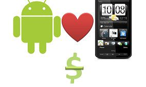 Android Porting Scam hits eBay