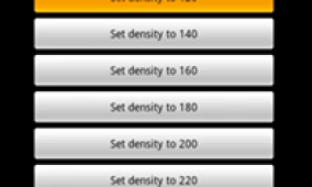 Change Your Android LCD Density With This App