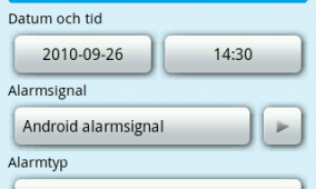 myClock for Android