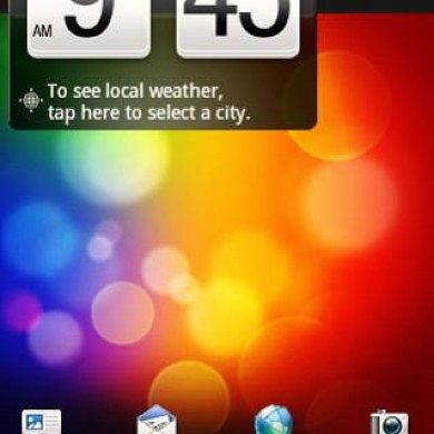 Wildfire Froyo with Sense Ported to HTC Hero