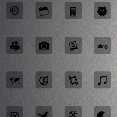 Dimunition Icons Set for Android
