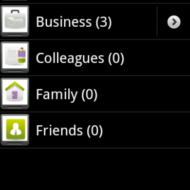 Don't Skim Through All Your Contacts Thanks to Contact Group Manager for Android