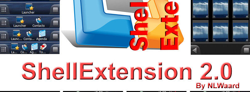 Improve SPB Mobile Shell's Functionality with ShellExtension 2.0 for WM