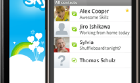 Skype For Android Released