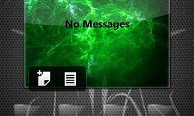CHT 2.0 SMS Widget and E-mail Tab Themes for WM