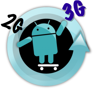 Toggle 2G/3G for Android Updated