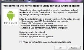 Flash Kernels Easily With Kernel Update Utility Tool!