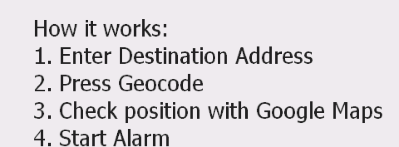 GPS: LocationAlarm for WM