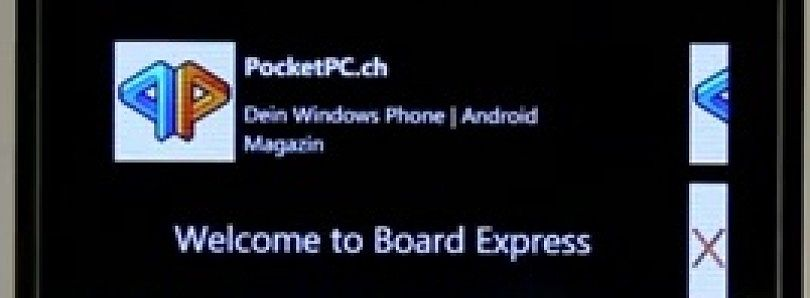 Read xda-developers in a Tapatalk Type App for WP7 – Introducing Board Express