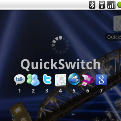 Alt Tab Your Way Around Your Desire Z with QuickSwitch