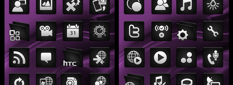 Roosticity Icons for Sencity Theme WM
