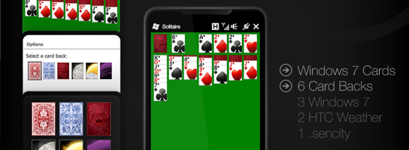 New Graphics for Solitaire